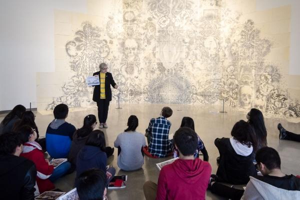 Engaging Richmond High School Students