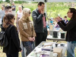 Doors Open Richmond at the Terra Nova Pollinator Meadow